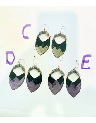 Scape Earrings Ready to Ship