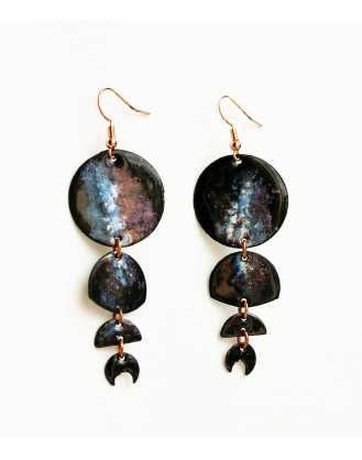 Darkside Earrings